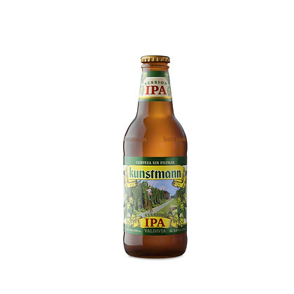 Cerveza Session IPA Kunstmann Botella 300 ml