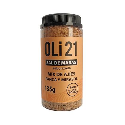 OLI21 135 gr Sal de Maras saborizada - Ají