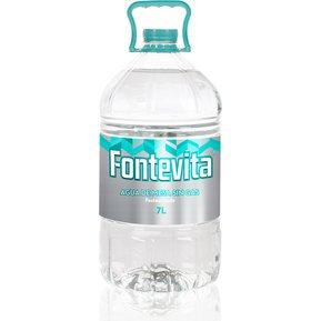 Agua de Mesa FONTEVITA sin gas 7 litros