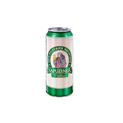 Cerveza Kapuziner Lata 500 ml