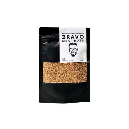 Bravo Brisket Texas Rub 50 g