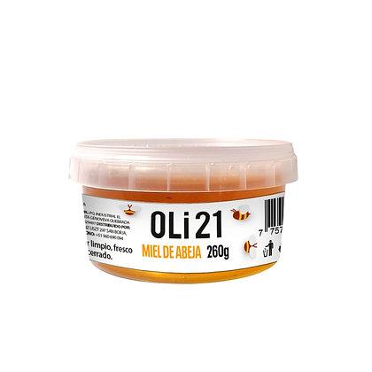 Miel de abeja OLI21 260g