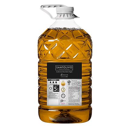 "Aceite de oliva extra virgen ""O"" SANTOLIVO 5 litros"