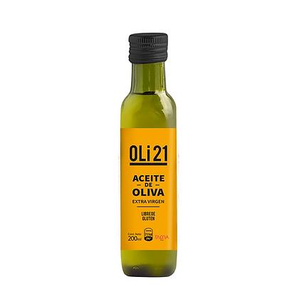 OLI21 200 ml Aceite de oliva extra virgen