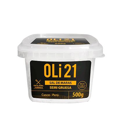 OLI21 500 gr Sal de Maras Semigruesa