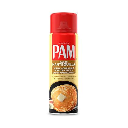 Aceite Mantequilla en Spray PAM 141 g