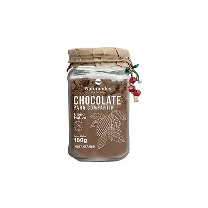 Chocolate Blend Nativo Naturandes 180 g