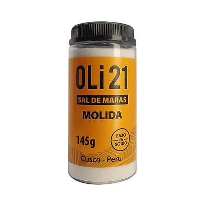 OLI21 145 gr Sal de Maras Molida