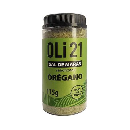 OLI21 115 gr Sal de Maras saborizada - Orégano