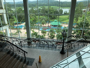 View from Gamboa Rainforest Lodge