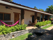 Your hammock awaits at Hotel Santa Catalina