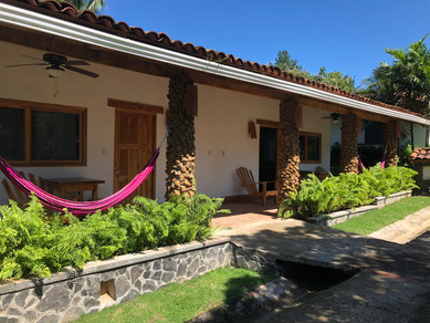 Your hammock awaits at Hotel Santa Catalina