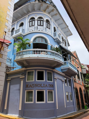 Magnolia Inn, Panama City, Panama
