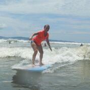 Wave dancer!