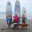 Sweet Surfing Success!