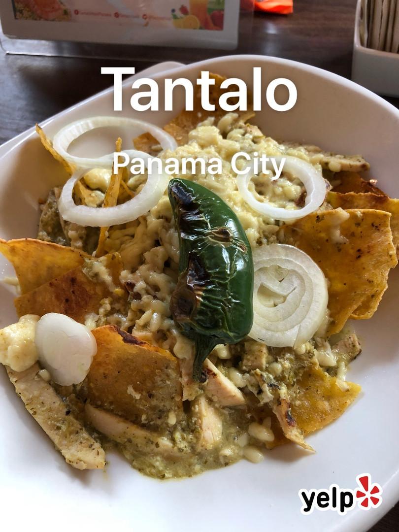 Tantalo Restaurant, Panama City, Panama