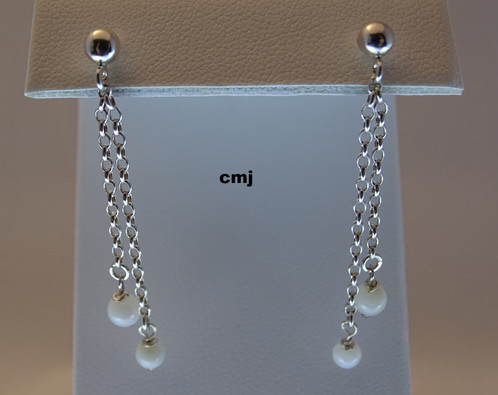 mm page crafted pearl dangles beads silver sterling mother earrings product knottingbutpearls of hand file dangle
