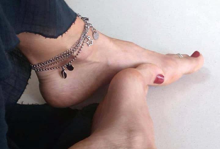 """Chaine de cheville""""Kaïli"""""""