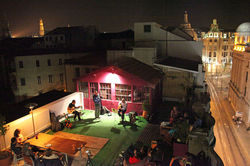 Terrace - jazz night