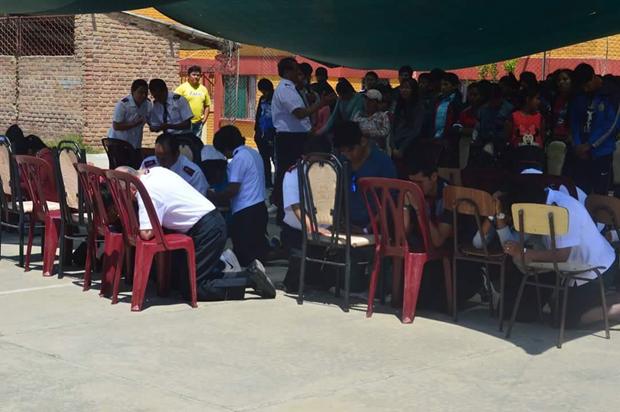 Semana de la Juventud - Bolivia (1)