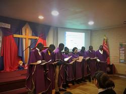 coro haitiano