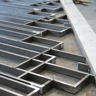 Onyx Interior Guardrail in Production