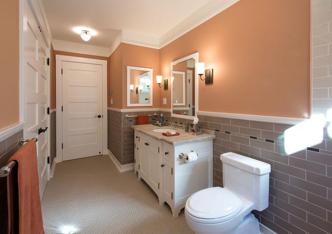 GUEST BATHROOM INTERIOR DESIGN