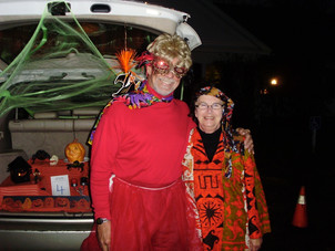 """Trunk or Treat at Church parking lot is """"Not Just for Kids"""""""