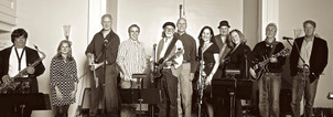 The Roots Rock Band was made up of Bridgewater residents and friends.