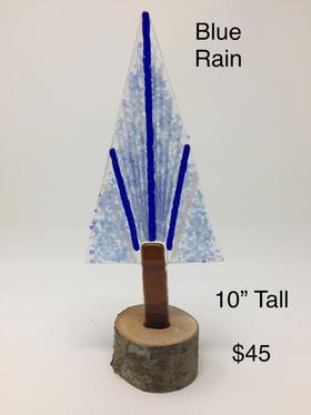 SOLD - Blue Rain