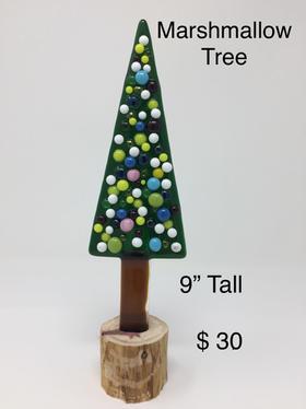 SOLD - Marshmallow Tree