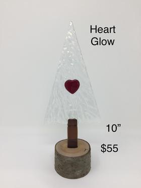 SOLD - Heart Glow