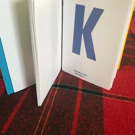 """4 X 5 """"ABC READ WITH ME"""" BOOK. BOLD PRIMARY COLORS FOR BOYS & PASTEL COLORS FOR GIRLS. contact Jan Lewyn at 860-350-5055. $10"""