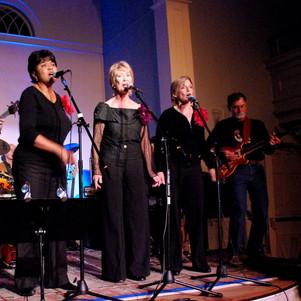 Choir Ladies doing some Bonnie Raitt