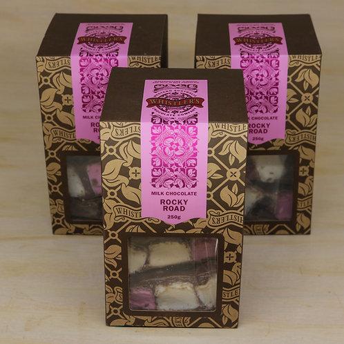 Milk Chocolate Rocky Road Presentation Box 250g