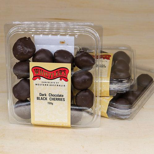 Dark Chocolate Cherries 150g