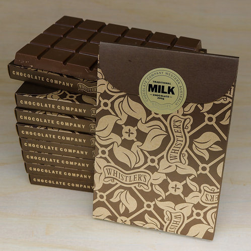 Milk Chocolate Bar 200g