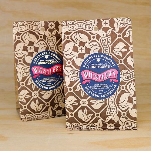 Dark Chocolate Honeycomb 200g