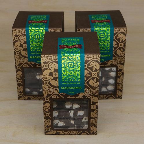 Dark Macadamia Presentation Box 250g