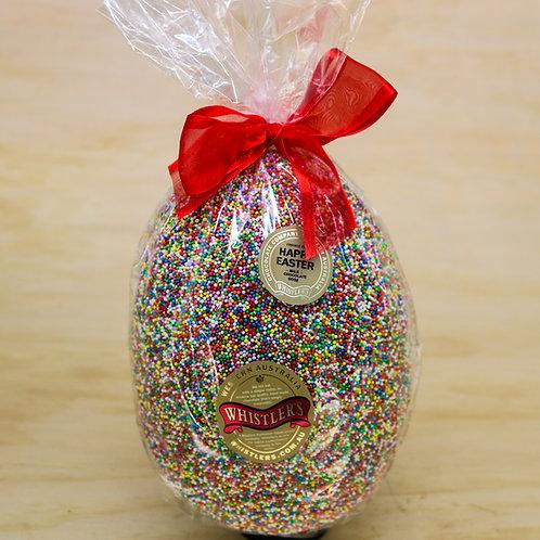Large Freckled Easter Egg 600g