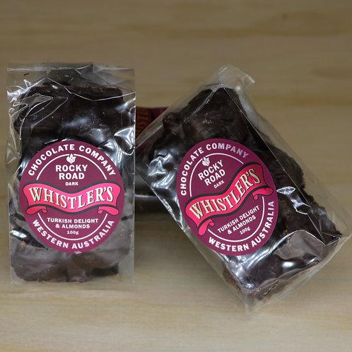 Rock Road Dark Chocolate Mini