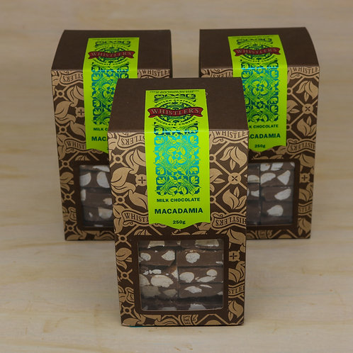 Milk Macadamia Presentation Box 250g