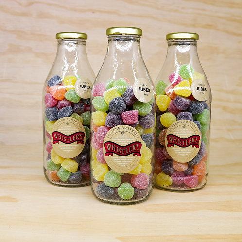 Lolly Jubes Bottle 500g