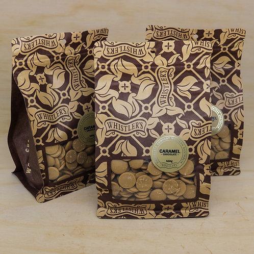 Caramel Chocolate Buds 500g