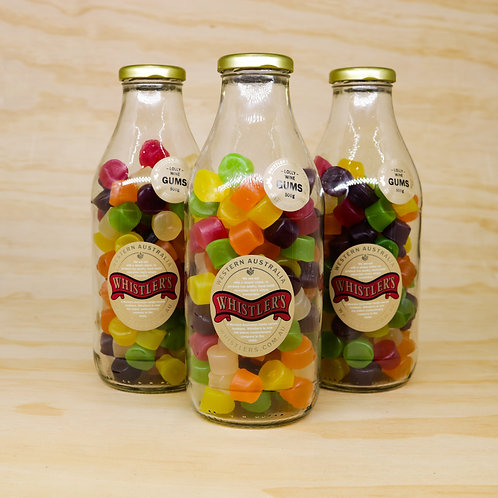 Lolly Wine Gums 500g