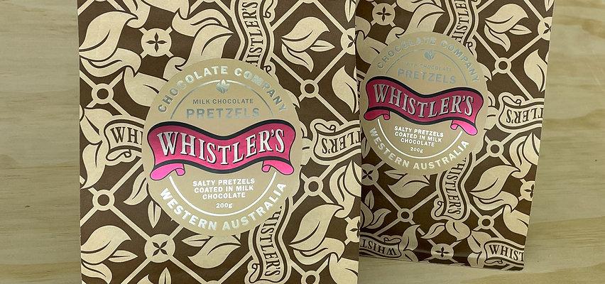 Milk Chocolate Pretzels 200g - Special Edition