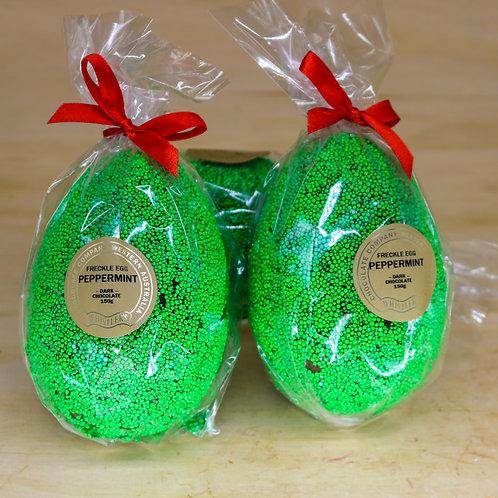 Mint Freckled Easter Egg 150g