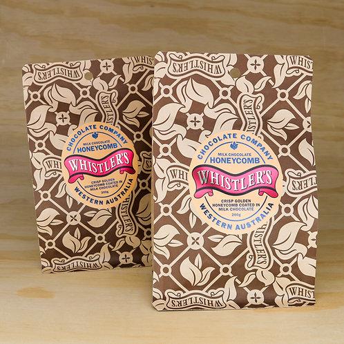 Milk Chocolate Honeycomb 200g