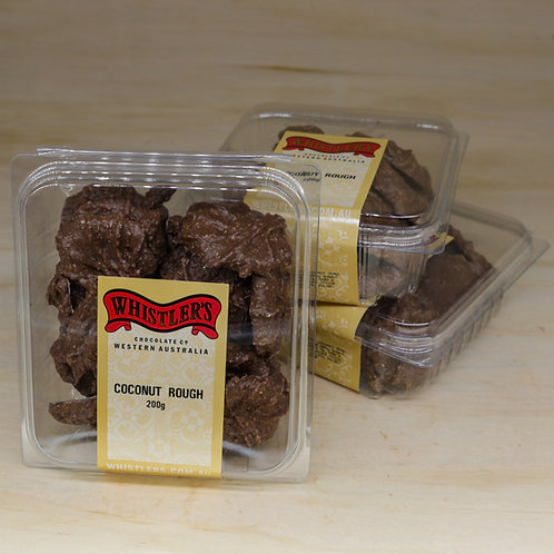 Milk Chocolate Coconut Rough 200g