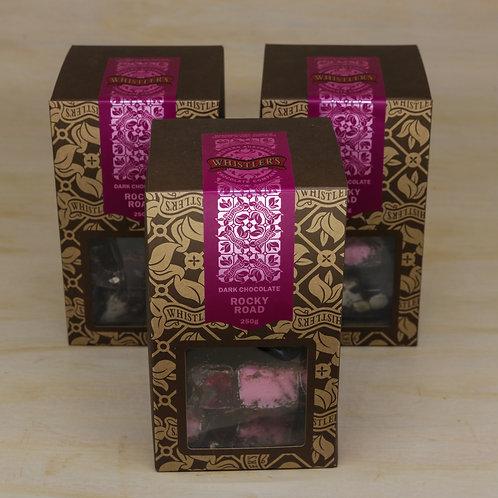 Dark Chocolate Rocky Road Presentation Box 250g